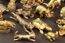 Amulettes animaux