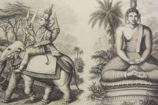 Bouddhas et Divinités Hindou