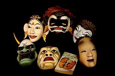 Masques et Marionnette