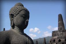 Bouddhas en Pierre
