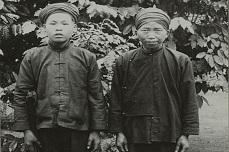 Tissus Thaï et Hmong