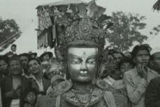Coussin Tibet