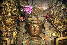 Divinités Tibetaines
