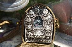 Ghau - Temple portatif